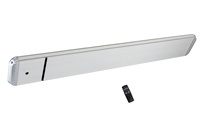 CasaTherm Heatpanel HOTTOP/D 1500W silbergrau