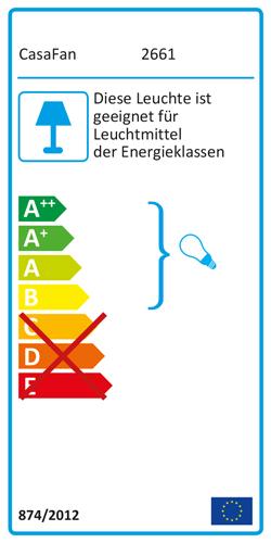deckenventilator leuchte en2 bn 2661 energie effizienz