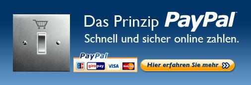 Luftbefeuchter per PayPal bezahlen