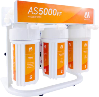 AQUASAFE AS5000 5-stage reverse osmosis system