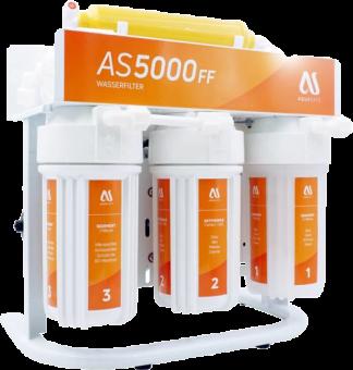 AQUASAFE AS5000FF - 6-stufige Umkehrosmose-Anlage