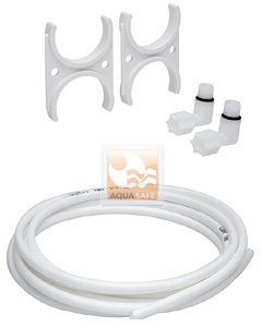 AQUASAFE Anschluss-Set für zusätzlichen Filter L1-2