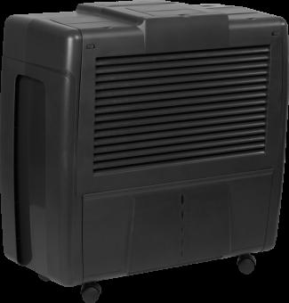 Brune B280 Luftbefeuchter anthrazit