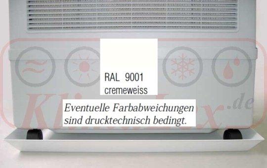 Brune B500 - Sicherheitsauffangwanne cremeweiss