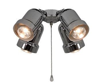 Deckenventilator Leuchte 4 CH