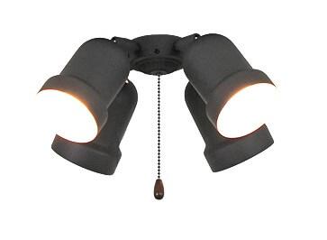 Deckenventilator Leuchte 4 GR