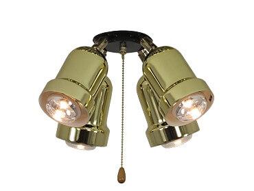 Deckenventilator Leuchte 4 MP