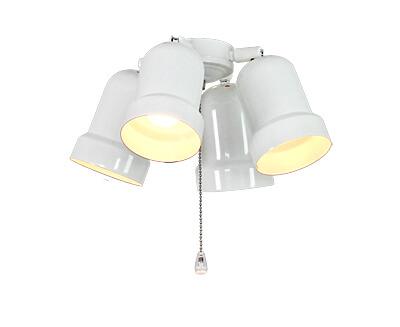 Deckenventilator Leuchte 4 WE