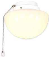 Deckenventilator Leuchte 1s WE
