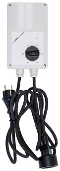 Trafo Motordrehzahlregler für Ventilatoren