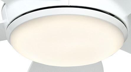 Casafan Leuchte VIT-LED WE