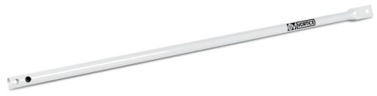 Deckenstange für NORDIK/TDA-Modelle Verlängerung 20cm lackweiß 22030