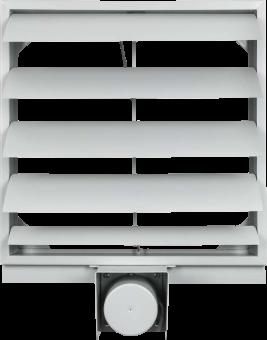 Motorische Verschlussklappe MVK50 (für 500 mm Nennweite)