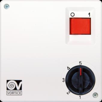 5-Stufen-Trafo SCNR5 für Deckenventilatoren