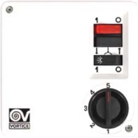 5-Stufen-Trafo SCRR5L für Deckenventilatoren