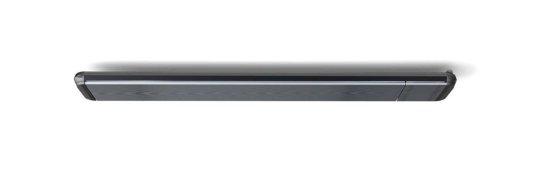 CasaTherm Heatpanel HOTTOP/D 2400W mattschwarz