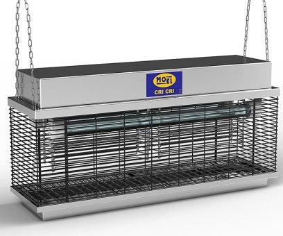 Elektro-Insektenfalle MO-EL CriCri 308S