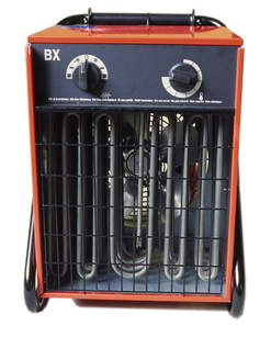VEAB BX09SE Elektroheizlüfter mit 9KW Starkstrom