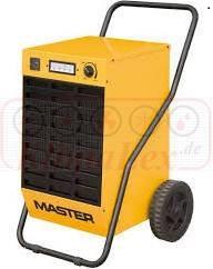 Master DH26 Bautrockner mit Abschaltautomatik