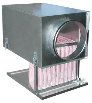 Vortice Filterboxen RLFB7 100