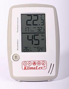 Digitales Thermometer - Hygrometer TFA2 mit Min-Max. Anzeige