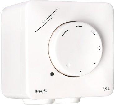 Stufenloser Drehzahlsteller WS 2.5 für Ventilatoren