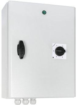 Casafan Stufentrafo ETIDM 1.5 für Ventilatoren
