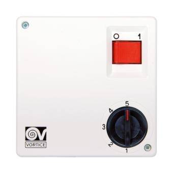 5-Stufen-Trafo SCNR5-CA für Ventilatoren