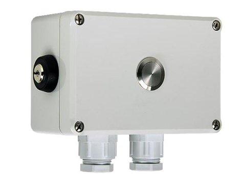 Zeitsteuerung VZ 400 IP54 9800012 für Infrarotheizstrahler