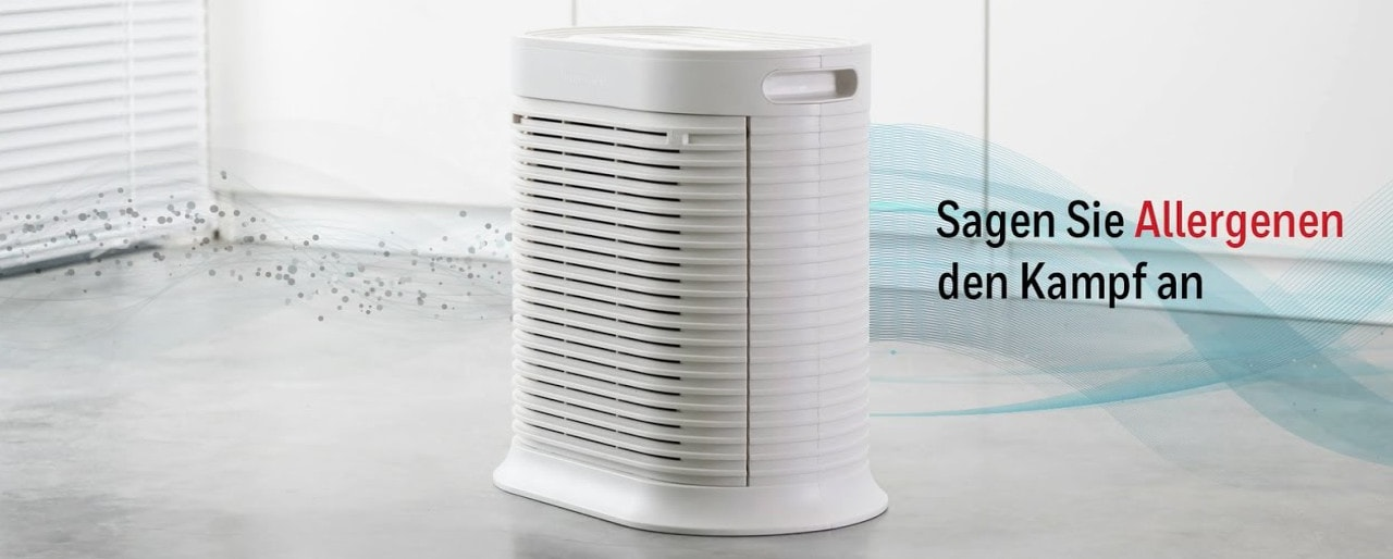 Honeywell HPA100WE4 Air Cleaner